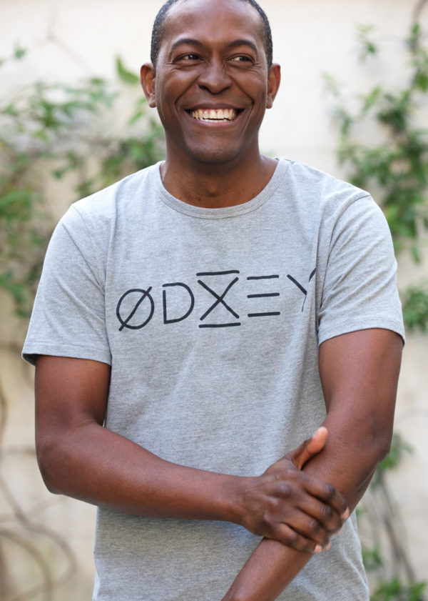t-shirt homme odxey