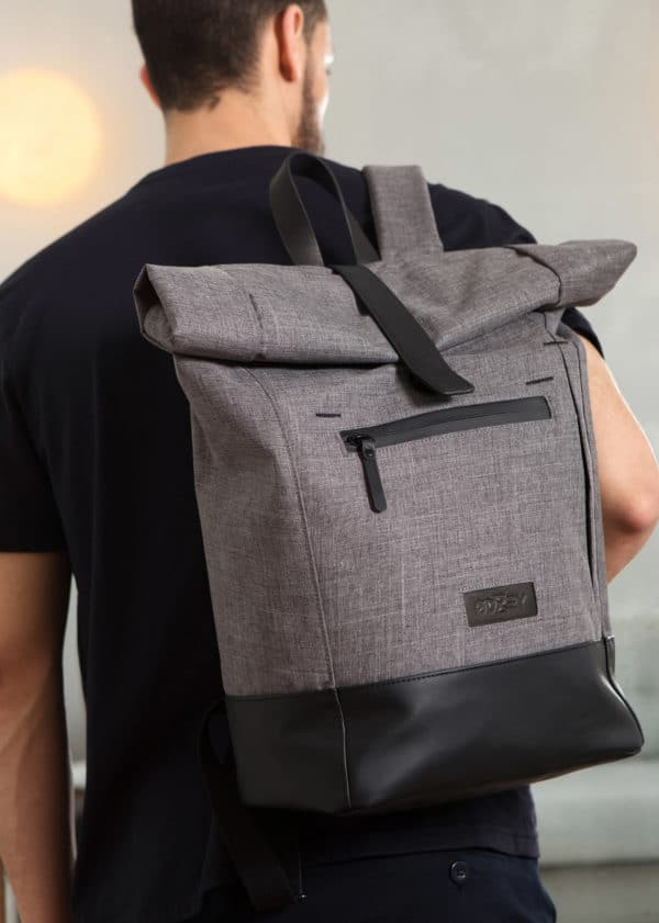 sac à dos homme multipoches odxey