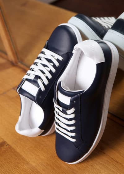 sneakers homme avec poches odxey