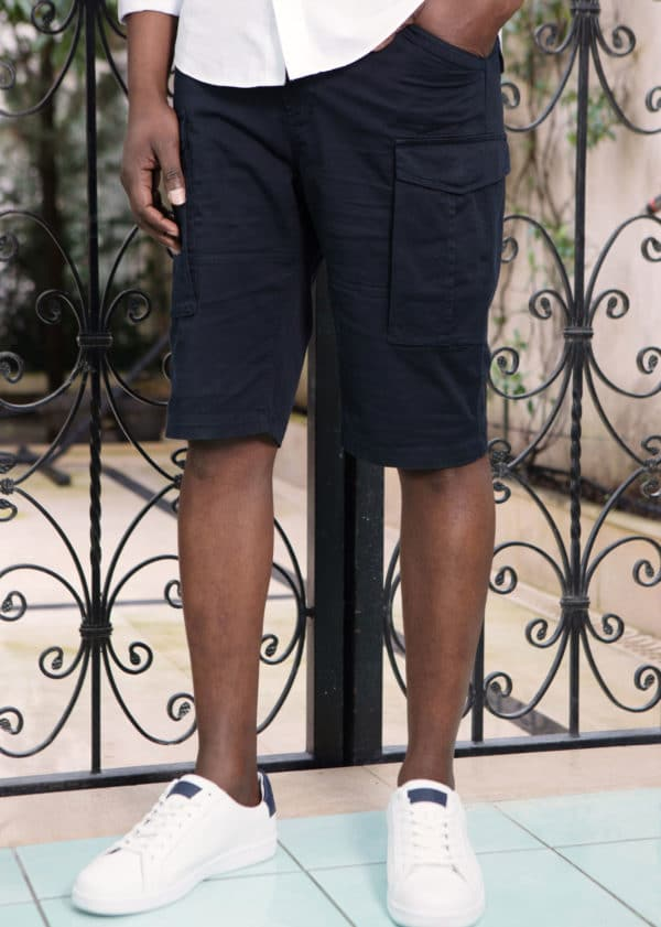 bermuda homme multipoches odxey