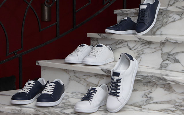 ODXEY SNEAKERS BASKET